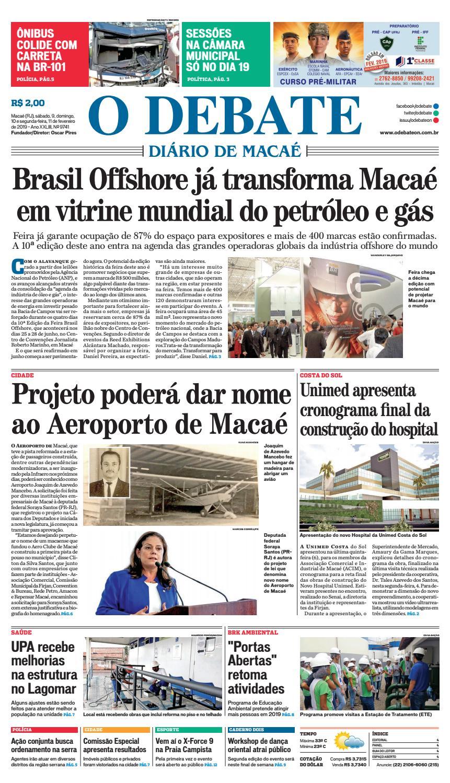 0b54e8a950 Edição 9741 09-10-11-02-2019 by O DEBATE Diario de Macae - issuu