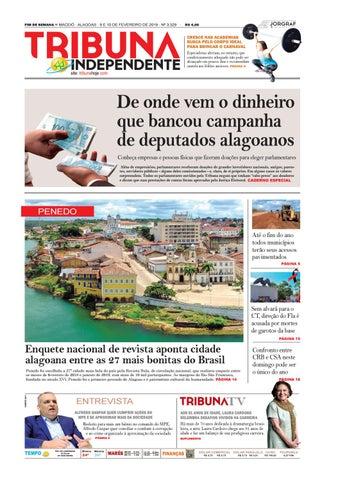 0dc1ca441 Edição número 3329 - 9 e 10 de fevereiro de 2019 by Tribuna Hoje - issuu