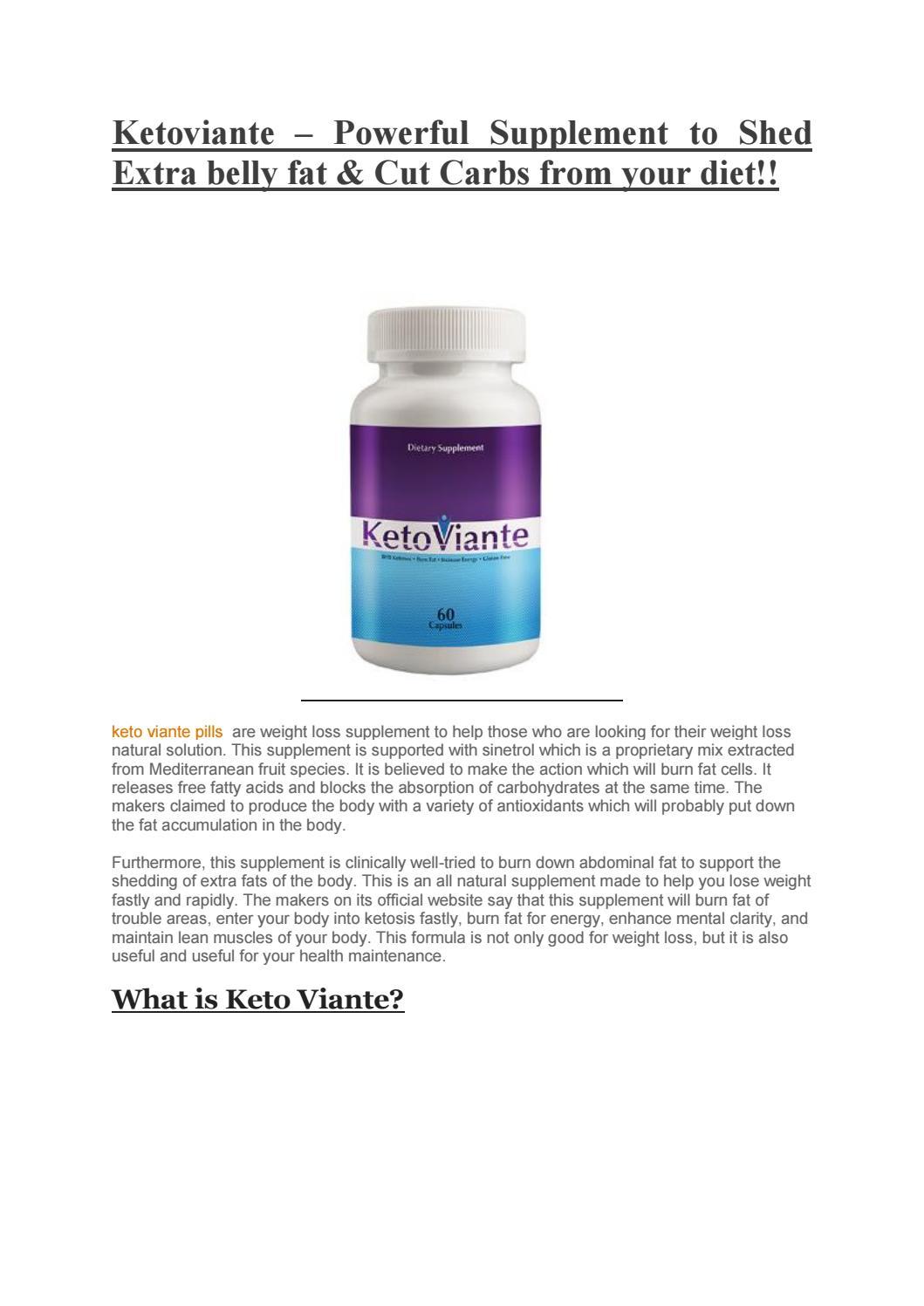 Keto Viante Pills By Rediffmail723
