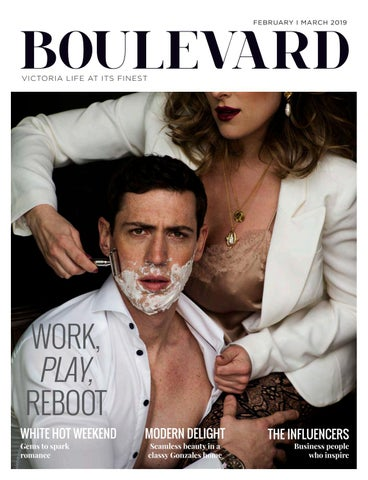 33649c76800 Boulevard Magazine