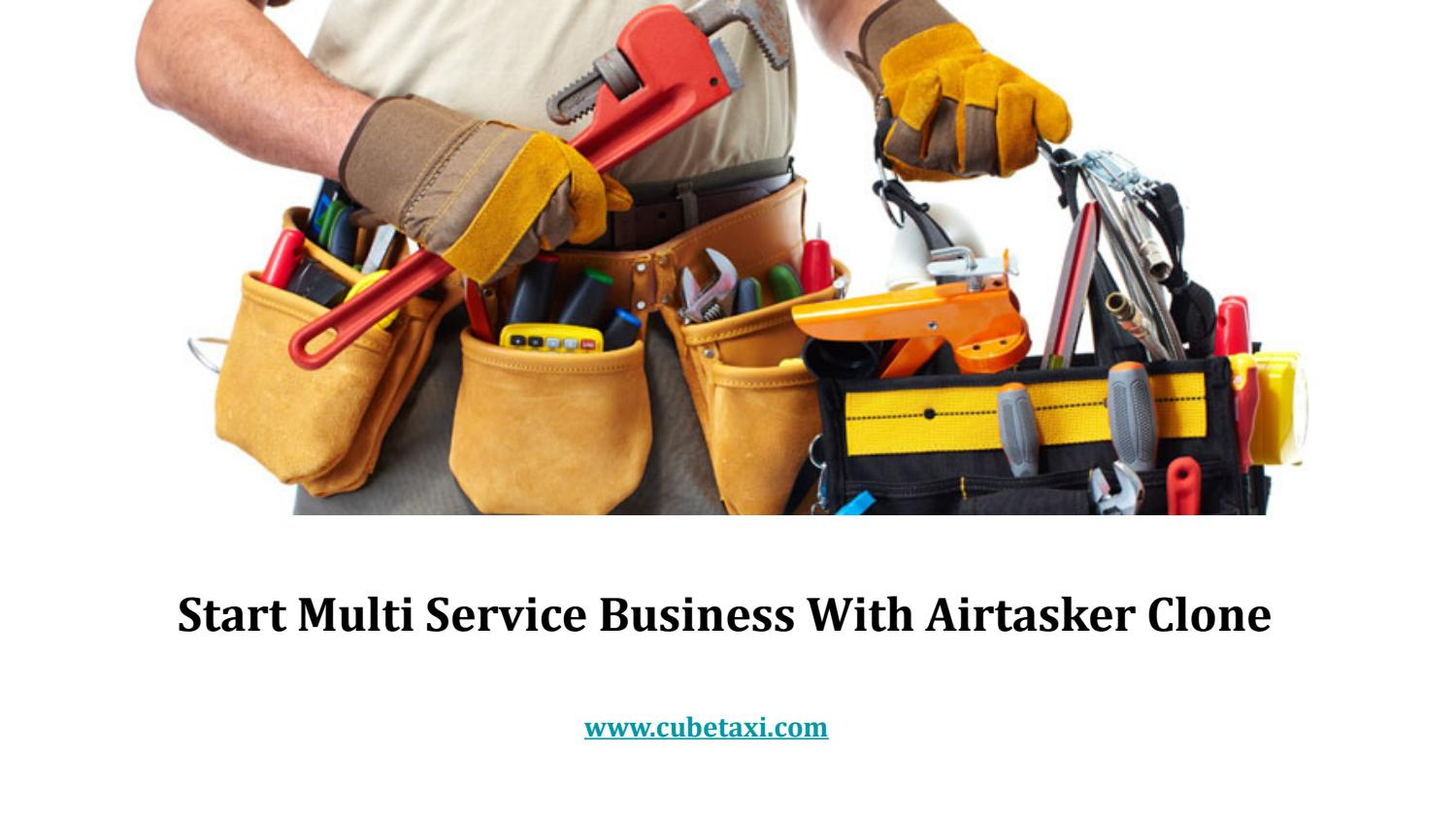 Start Multi-Service Business with Airtasker Clone by