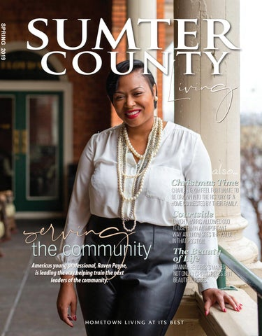 Sumter County Living Spring 2019 By With You In Mind