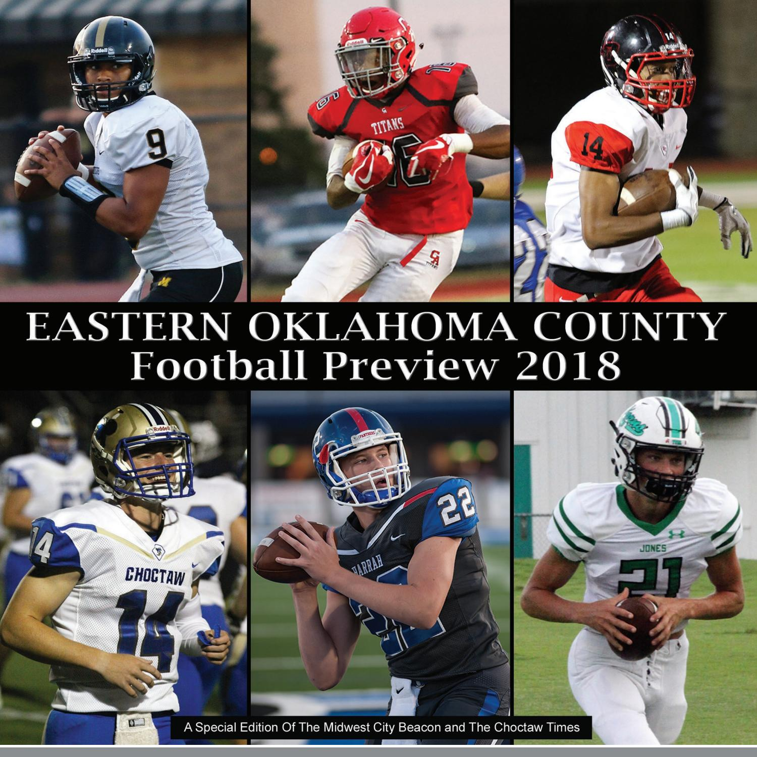 Midwest City Beacon -Eastern Oklahoma County Football