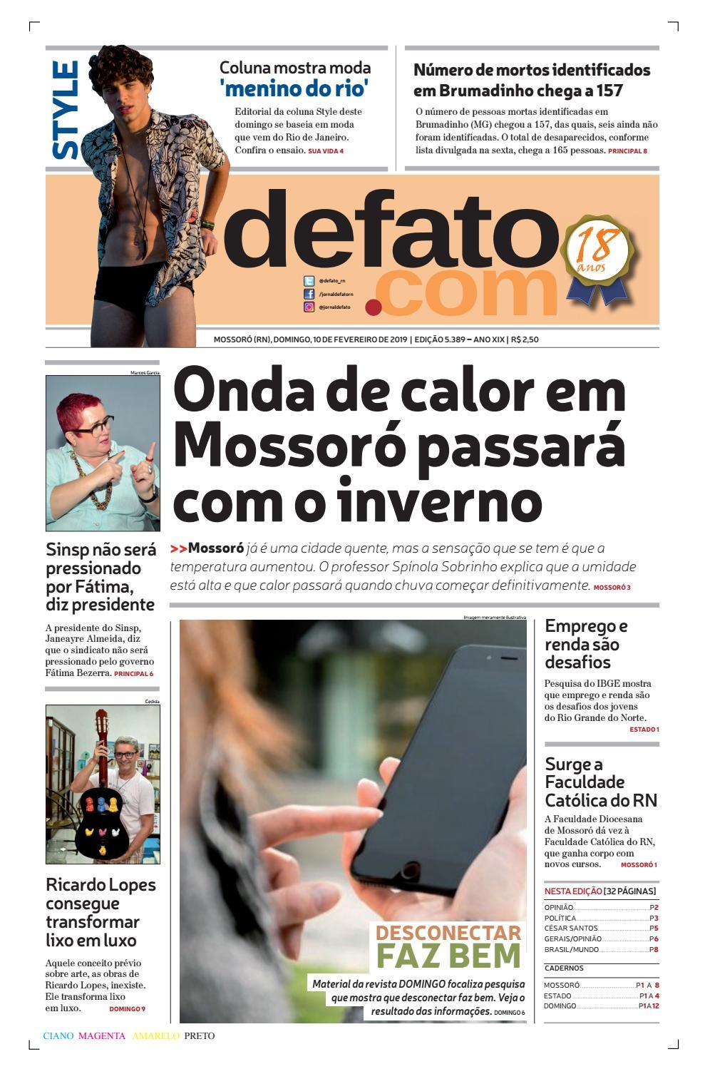 5a33d79c354ad Jornal de Fato by Jornal de Fato - issuu