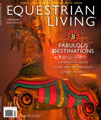 03863e7f4 February/March 2019 by Equestrian Living - issuu