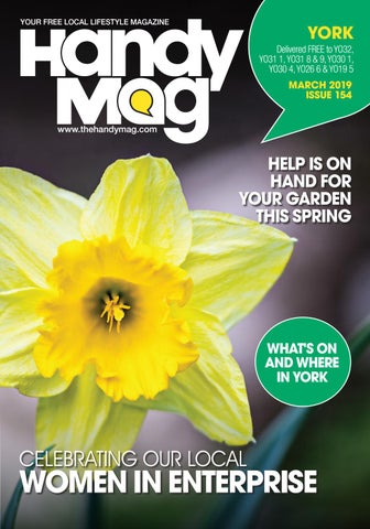 ce147665a Handy Mag York March 2019 by Moonriver Publishing Ltd - issuu