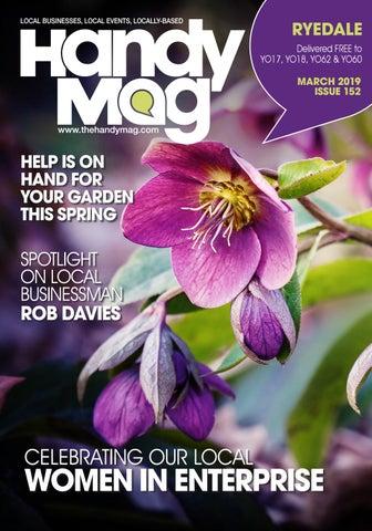 863b9680b Handy Mag Ryedale March 2019 by Moonriver Publishing Ltd - issuu