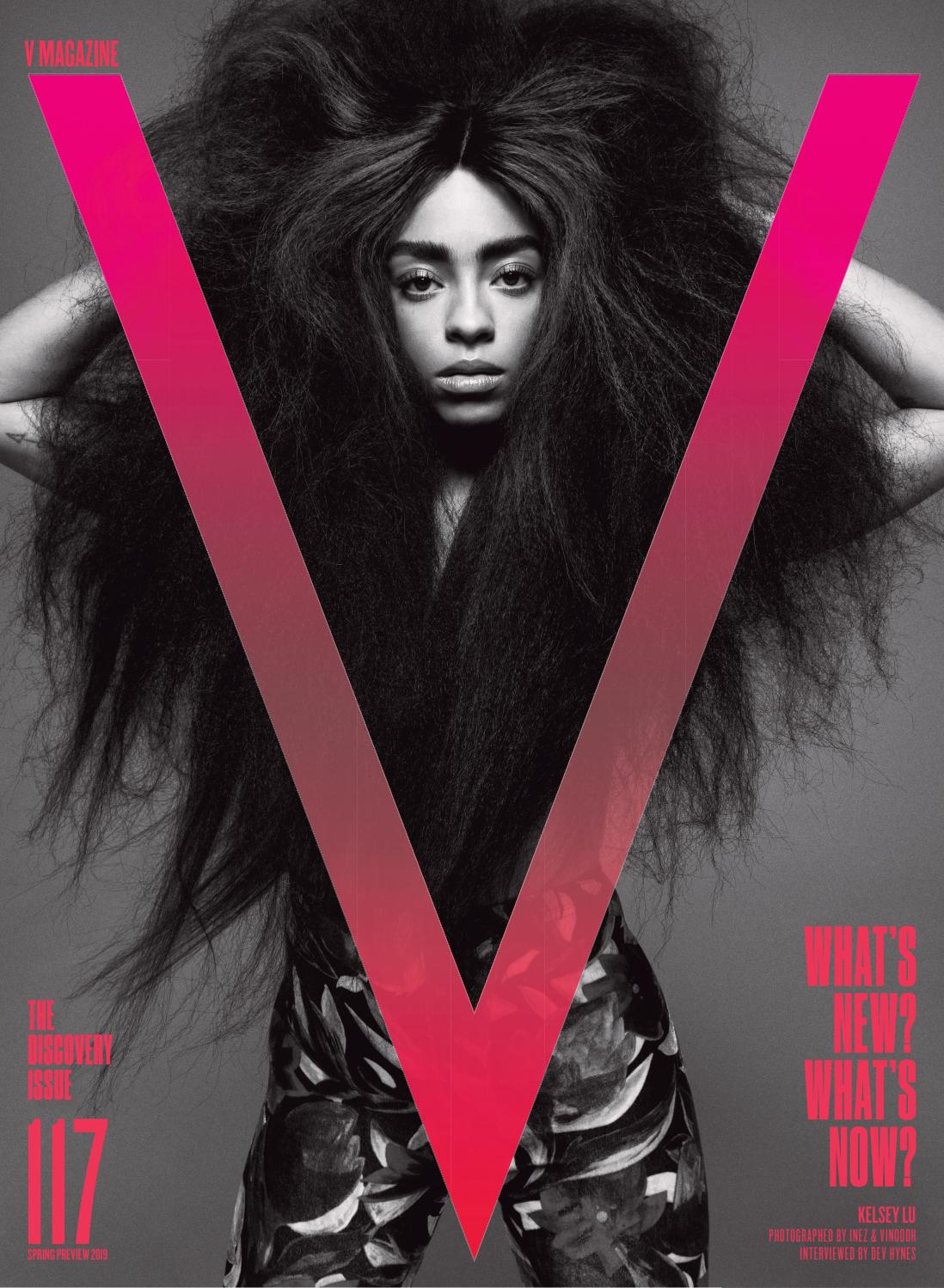 a178c5380646f V117: The Discovery Issue with Kelsey Lu by V Magazine - issuu