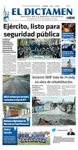 El Dictamen 10 de Febrero de 2019 by El Dictamen - issuu b753a3f51a0