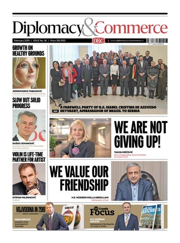Diplomacy and Commerce No  36 by Diplomacy and Commerce - issuu