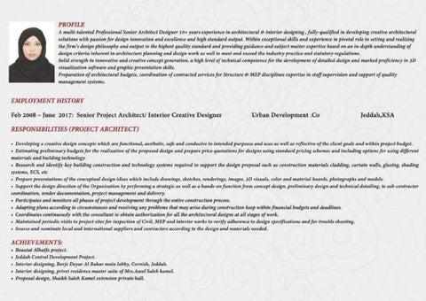 Page 4 of Architect Samra Suleiman Portifolio