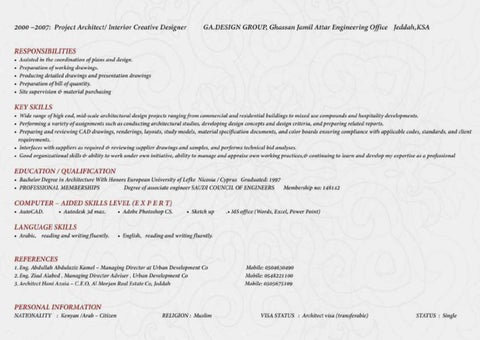 Page 5 of Architect Samra Suleiman Portifolio