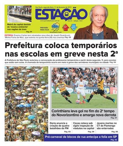 653370ad413d8 Jornal Estação de 11 02 2019 - Ed. 1251 by Jornal Estação - issuu