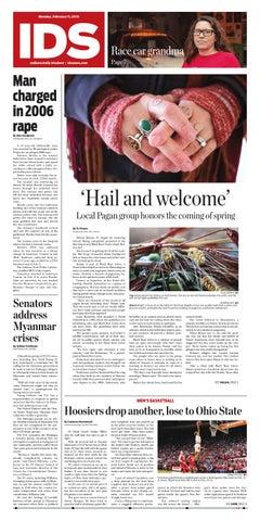 Monday, Feb  11, 2019 by Indiana Daily Student - idsnews - issuu