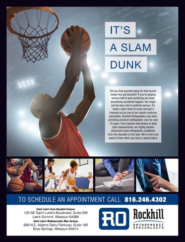 Rockhill Orthopaedic Specialists - It's a Slam Dunk by Creative Fuel