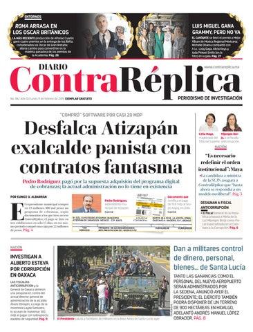Contra Réplica By Contra Réplica Issuu