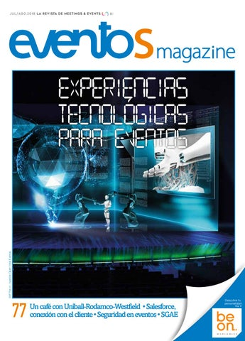 ac89c61f70 eventos Magazine #77 by Grupo eventoplus - issuu