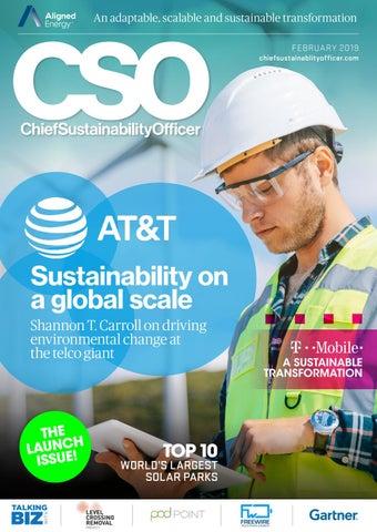 Launch issue of CSO! Magazine Edition | Energy Digital