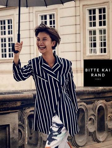 BITTE KAI RAND  Spring Summer 2019 by Bitte Kai Rand - issuu 6bed3d3e843