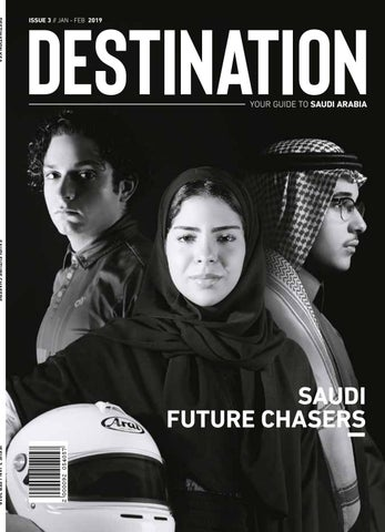 5c9d3464f86 Saudi Arabia by Destination Magazine - KSA - issuu