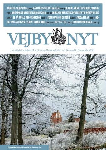 2e749860953 Vejby Nyt April-Maj 2019 by Vejby Nyt - issuu
