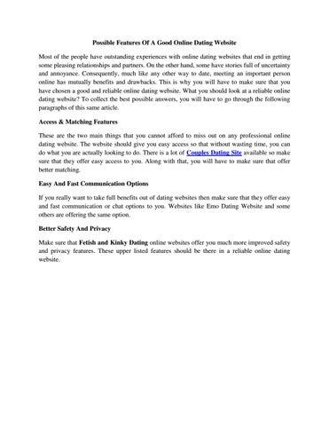 Dating-Website für Nerds und Geeks London-Dating-Websites kostenlos