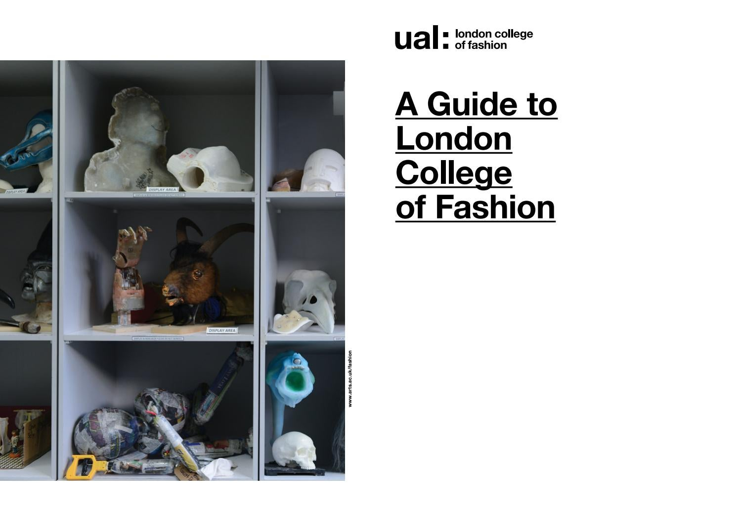7264ea083f05 A Guide to Undergraduate Life and Courses at London College of Fashion