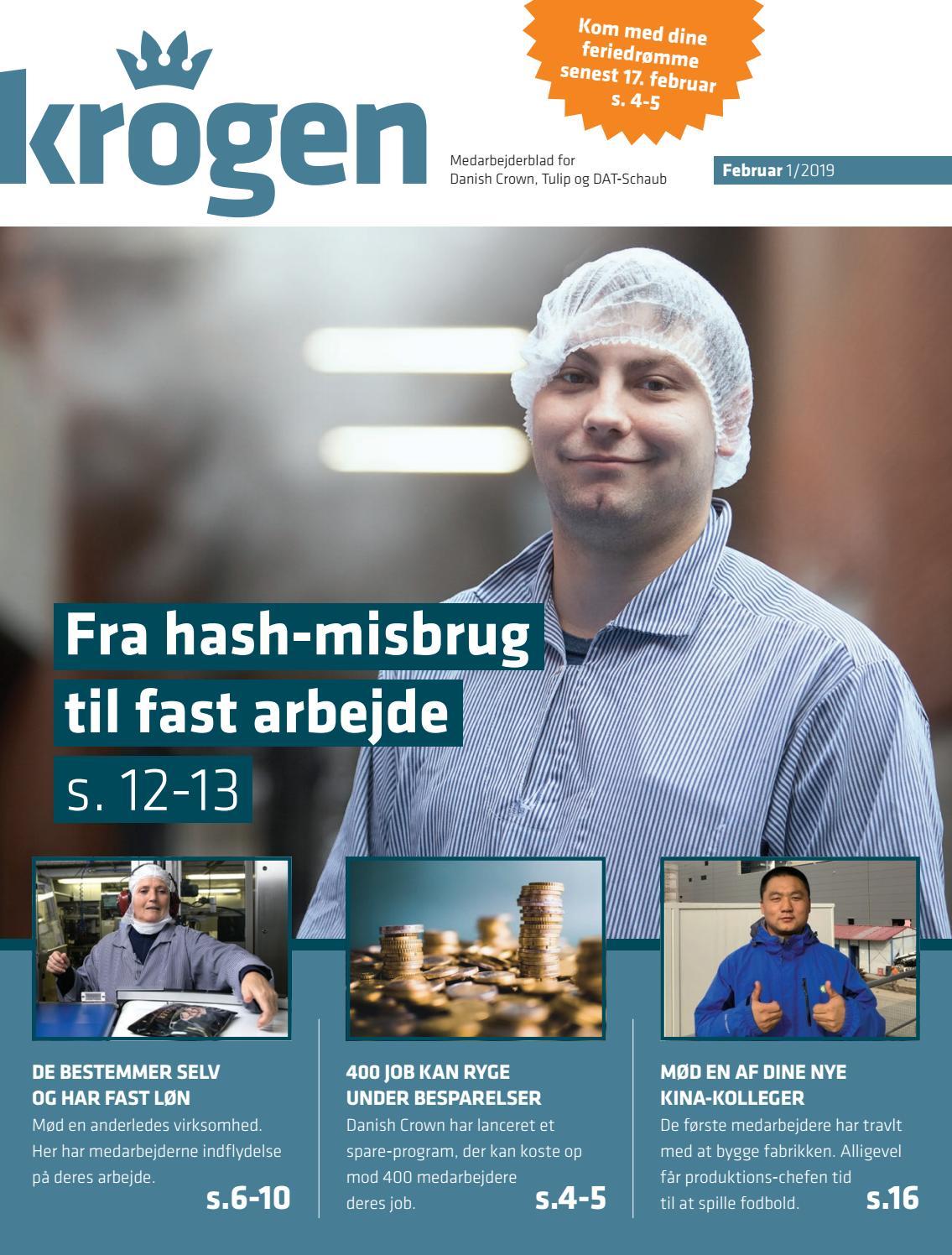 115b244c5fd8 Krogen - Februar 2019 by Danish Crown - issuu