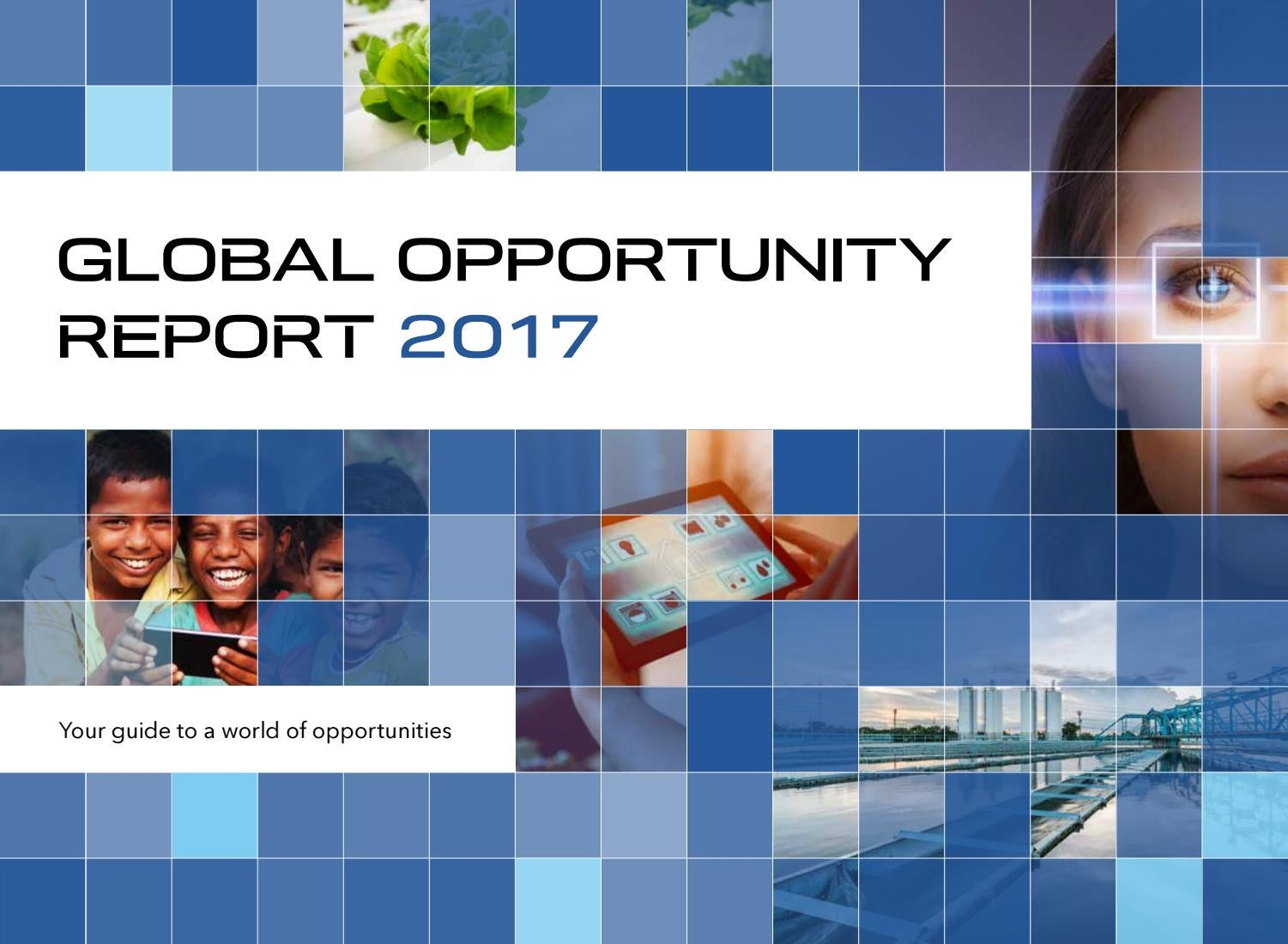 2017 Global Opportunity Report by Sustainia - issuu