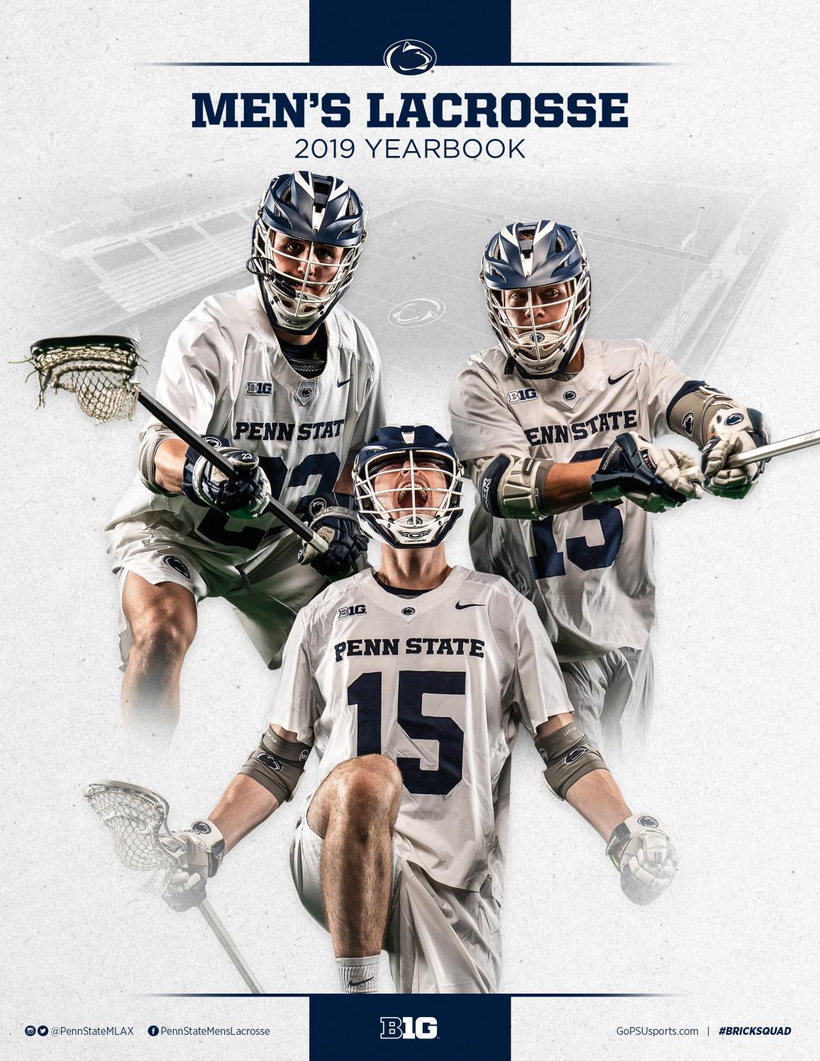 2019 penn state men s lacrosse yearbook by penn state athletics issuu 2019 penn state men s lacrosse yearbook