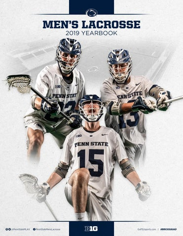 96733692fc9 2019 Penn State Men s Lacrosse Yearbook by Penn State Athletics - issuu