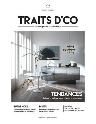 TRAITS DCO Magazine Vallee De LArve Pays Du Mont Blanc N21