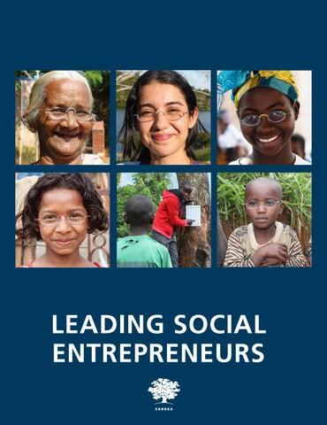 b3b153311a Leading Social Entrepreneurs by Ashoka Changemakers - issuu
