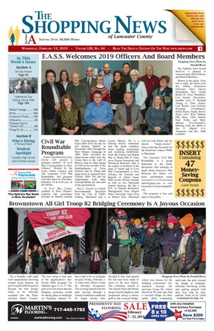 63329afc3 02.13.19 issue by Shopping News - issuu