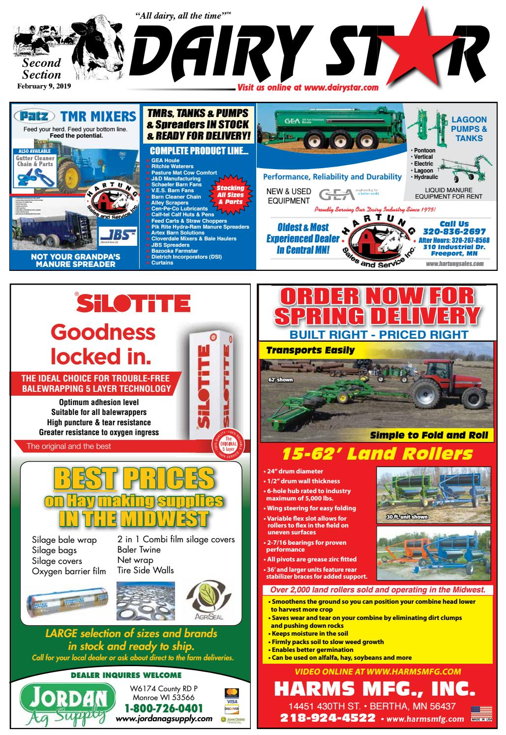 Dairy Star February 9, 2019 - 2nd section by Dairy Star - issuu