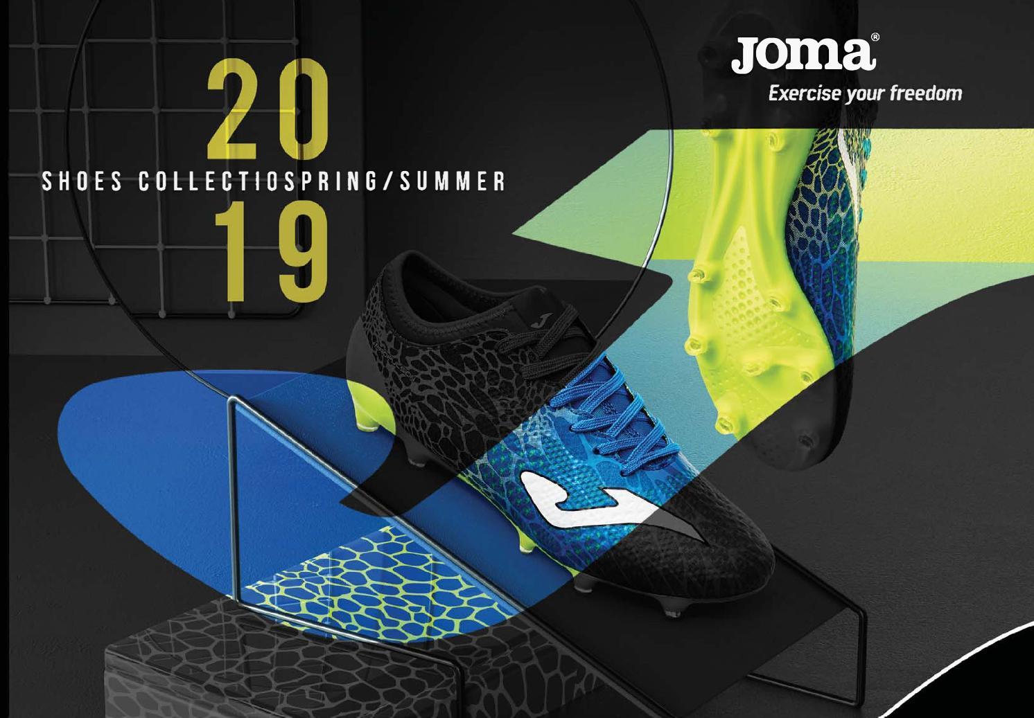 Zapatillas Deportivas para Mujer Joma Space Memory Foam