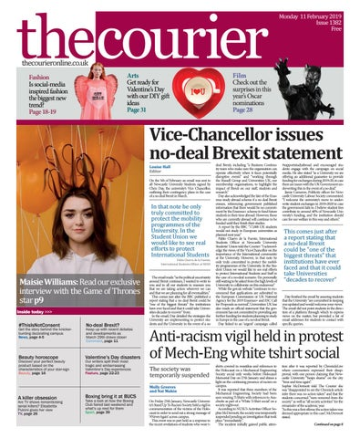 bbb5296ee Courier 1382 by The Courier Online - issuu