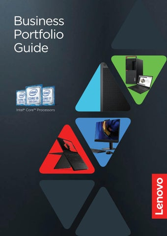 Lenovo Commercial Brochure by Lenovo_DCG Marketing - issuu