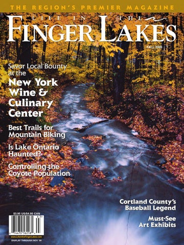 330ceb435 Life in the Finger Lakes Fall 2006 by Fahy-Williams Publishing - issuu