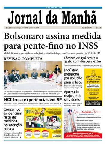 14519d269 Jornal da Manhã - Sábado - 19-01-2019 by clicjm - issuu