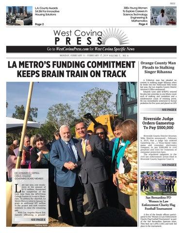 West Covina Press - 02/11/2019
