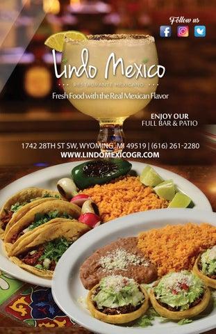 Page 2 of Lindo Mexico Restaurante
