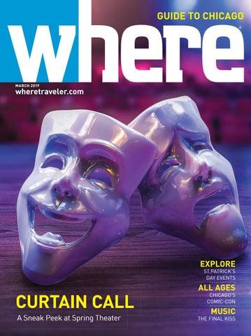 1f6c5abb1 Where Magazine Chicago Mar 2019 by Morris Media Network - issuu