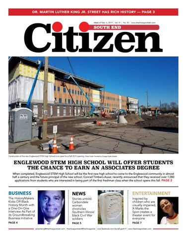 South End Citizen 2-6-2019 by CHICAGO CITIZEN NEWSPAPERS - issuu