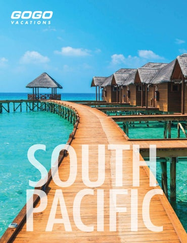 GOGO Vacations | Long Haul: South Pacific by gogovacations
