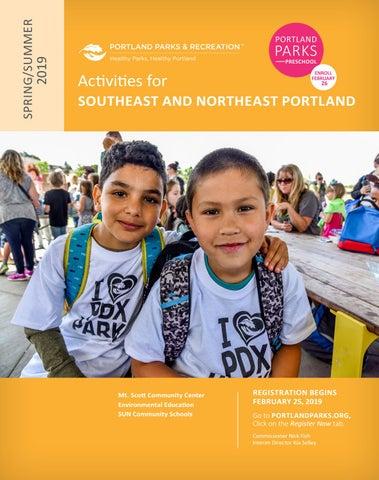 Mt  Scott Community Center - Spring/Summer 2019 by Portland