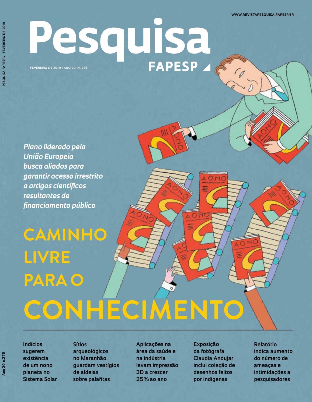 03e919587 Caminho livre para o conhecimento by Pesquisa Fapesp - issuu