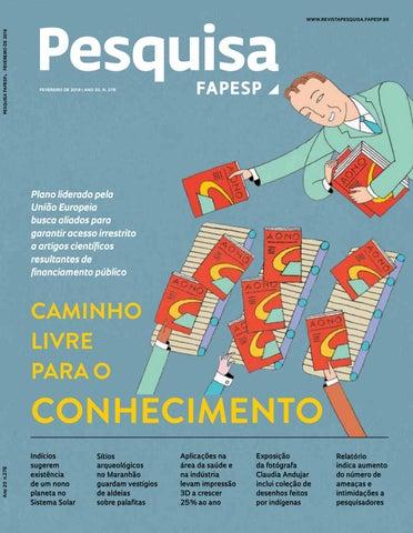 Caminho livre para o conhecimento by Pesquisa Fapesp - issuu 9d284530b6c