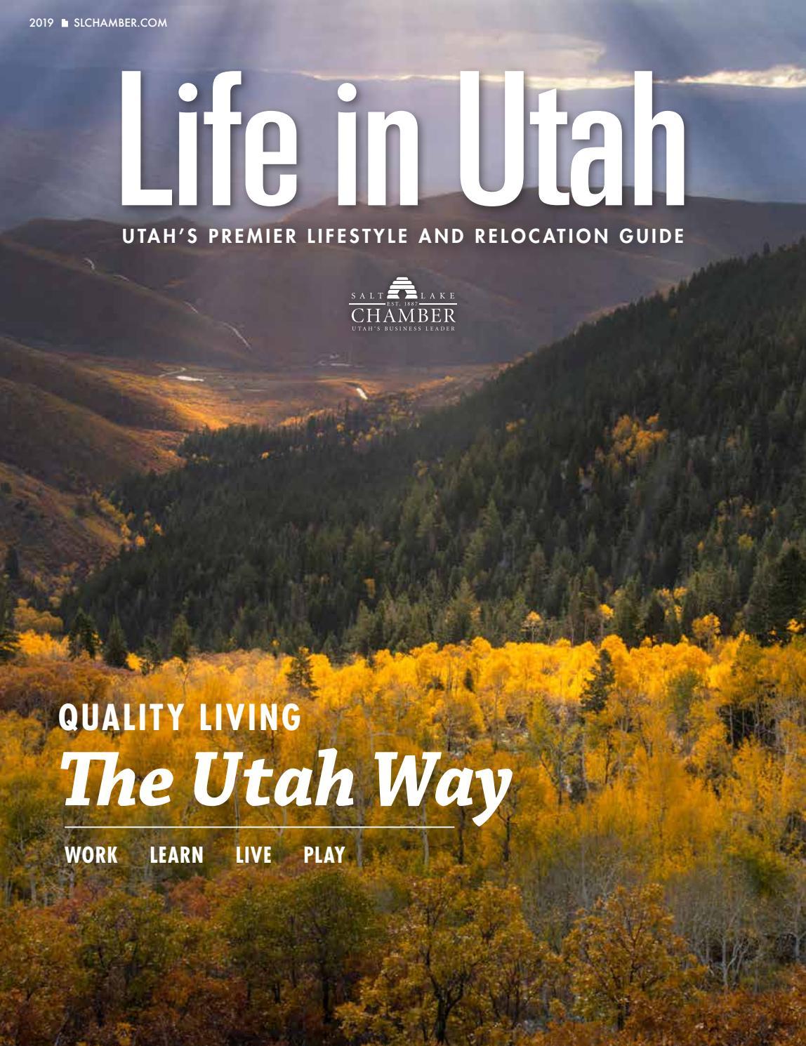 2019 Life in Utah by Salt Lake Chamber - issuu