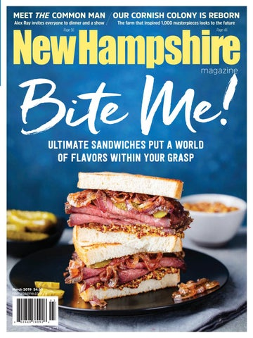 f0e2a30fbf New Hampshire Magazine March 2019 by McLean Communications - issuu